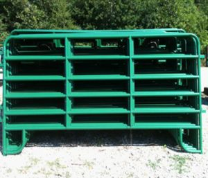 Heavy Duty Used Livestock Panels/Cattle Panels/Sheep Panels pictures & photos