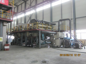 Haisun Conventional Mining Machinery Disc Vacuum Filter Gp pictures & photos