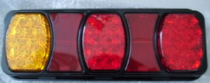 Adr LED Combination Tail Lamp for Truck, Trailer pictures & photos
