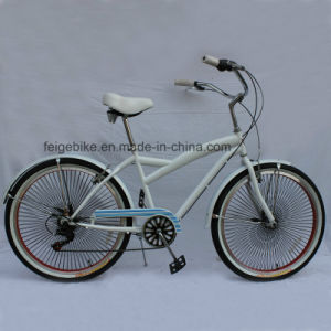 """Good Quality Bike 26"""" Beach Cruiser Bicycle pictures & photos"""