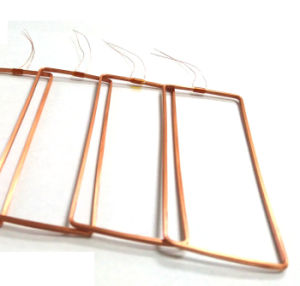 Square Inductance Coil for IC Card pictures & photos