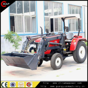 30HP 4WD China Front End Loader Mini Tractor pictures & photos