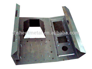 Customized Stamping Metal Sheet Housing Fabrication pictures & photos