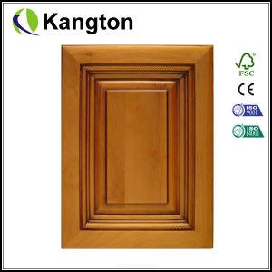 Molding Kitchen Cabinet Door (cabinet door) pictures & photos