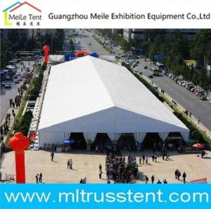 30m Clear Span Aluminum Big Exhibition Tent for Trade Fair pictures & photos