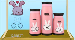 New Arrival Healty Cartoon Rabbit Heat Transfer Baby Water Bottles Printing Film pictures & photos