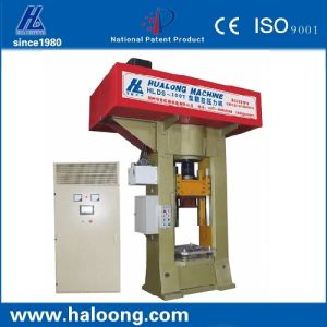 10000kn Stamping Press Machine with Electric Oil Feeding System