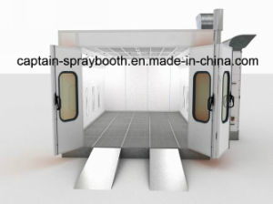 Gas Burner Car Paint Booth/Spray Chamber/Drying Room pictures & photos