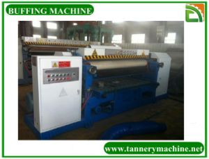 Big Size Buffing Machine Including Dusty Device