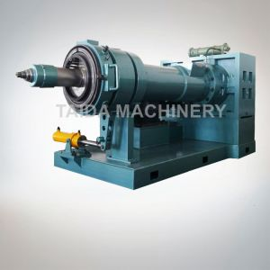 Cold Feed Rubber Extruder Extruded Products Pipe Extrusion Machine Production Line pictures & photos