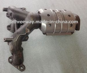 Exhaust Manifold Catalytic Converter Suitable for Hyundai Sonata pictures & photos