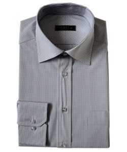 Men′s Cotton/ Poly Dress Shirts (PL-M-SHT008)