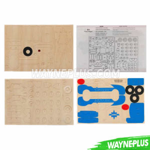 Wooden Stamp Set, Non-Toxic DIY Kids Stamps, Colorful Toy Stamp pictures & photos