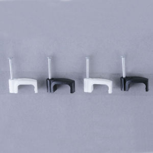 Cable Flat Steel Nail Clip pictures & photos