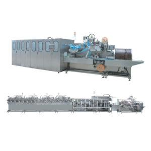 Wet Wipes Machine with Good Quality, Higher Speed and Steady Running pictures & photos