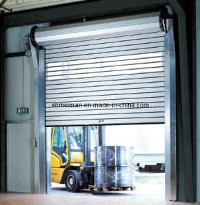 Fast Rolling Door -32 / CE Certified pictures & photos