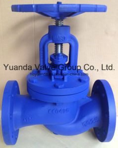 DIN 3352 F4 Resilient Seated Ductile Iron ggg50 Gate Valve pictures & photos