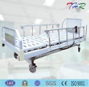 5-Function Electric ICU Hospital Bed (THR-EB513) pictures & photos