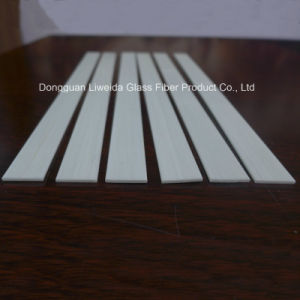 High Strength Fiberglass Pultruded Flat Bar/Strip, FRP Flat Bar/Sheet pictures & photos