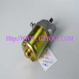 Motorcycle Starting Motor for Jupiter Mx-135 pictures & photos