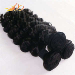7A Unprocessed Vietnamese Hair Deep Wave Virgin Human Hair Weaving pictures & photos