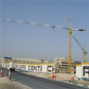 China Supplied Construction Machinery Qtz5010 pictures & photos