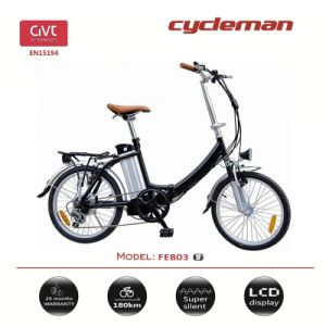 "20"" 36V Folding Electric Bicycle Cheap Version"