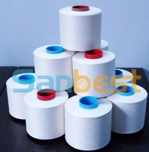 Raw White Poly/Poly Corespun Sewing Thread for Underwear pictures & photos