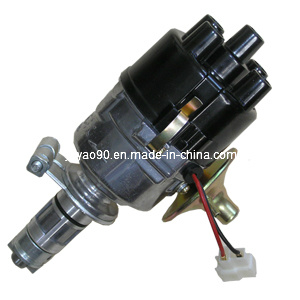 Land Rover, Mini Car Ignition Distributor (English Lucas 45D)