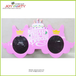 Happy Birthday Cake Party Glasses
