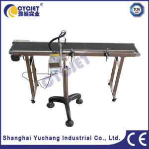 Cycjet Small Inkjet Printing Machine for Water Bottle Date Printing pictures & photos
