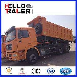 Sinotruk 6X4 Dump Truck 30t Tipper Truck for Sale pictures & photos