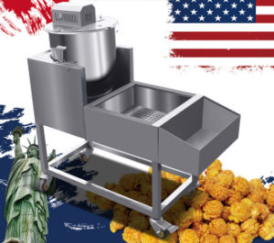 Industrial Pop Corn Making Machine Popcorn Maker Machine pictures & photos