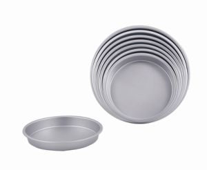 Bakeware Aluminum Anodized Round Cake Pan (MY2828A-MY2840A) pictures & photos