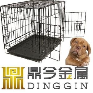 Large Animal Cage with ABS Tray pictures & photos