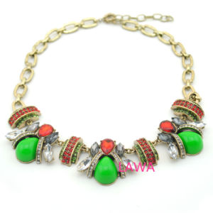 Colorful Lady Necklace Aw305
