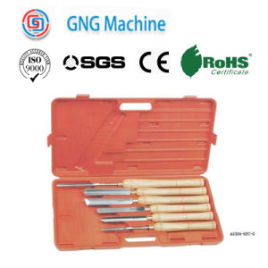 Wood Turning Tool Sets A1004-6PC pictures & photos
