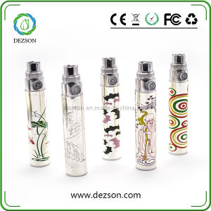 2014 Newest Arrival E Cigarette EGO Q Battery with China Cultural Fashion Design