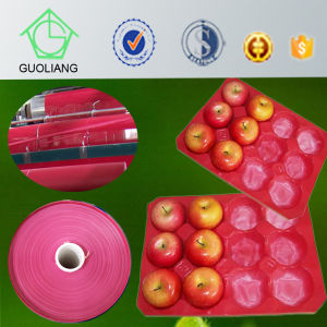 Cheap Stackable Small Disposable Food Packaging Trays for Fresh Fruit pictures & photos