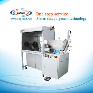 Single Station Vacuum Glove Box with Air Locker (GNVGB-2) pictures & photos