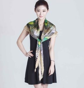 100% Silk Scarf pictures & photos