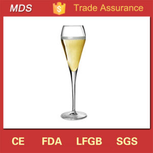 Wholesale Eco-Friendly Tulip Shaped Champagne Glass Flute pictures & photos