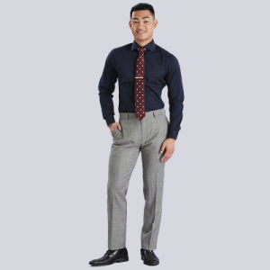 China Manufacture Formal Quality Men Office Shirts Quality Shirts pictures & photos
