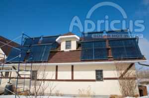 En12975 Certified Solar Water Heater System pictures & photos