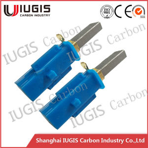 Vacuum Cleaner Motor Parts Carbon Parts with Holder pictures & photos