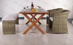 Garden /Wicker /Outdoor /Rattan/ Patiofurniture (KDAR-073)