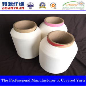 Single Covering Yarn: Spandex20d+Nylon20d pictures & photos