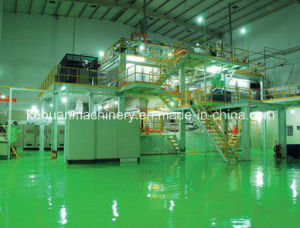 3.2m Ss Production Line for PP Spunbond Non Woven Fabric pictures & photos