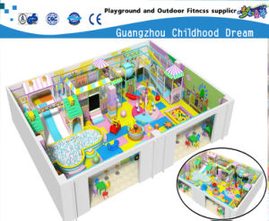 Hc-22312 Indoor Castle Playground Kids Play Areas pictures & photos