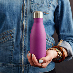 Stainless Steel Metal Water Bottle Sport Bottle Travel Bottle pictures & photos